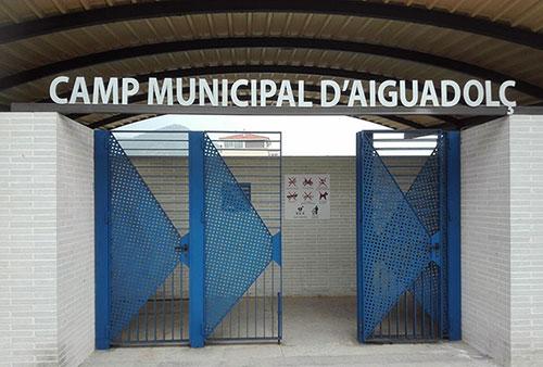 Camp de futbol Aiguadolç