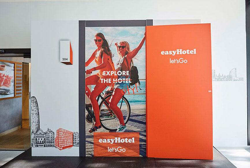 EasyHotel de l'Hospitalet