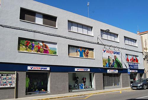 Botiga Intersport Olària Vilafranca