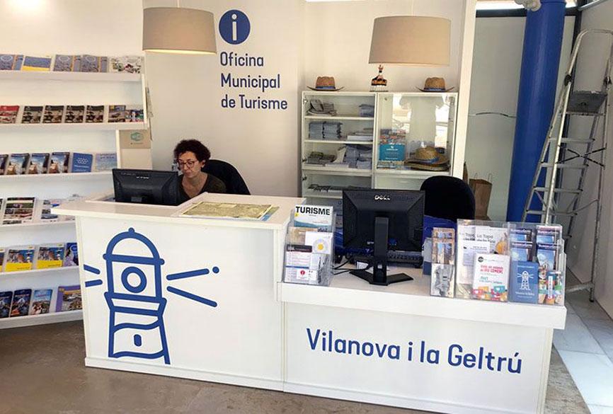Oficina de Turisme de Vlanova