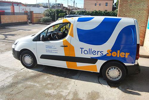 Cotxe Tallers Soler