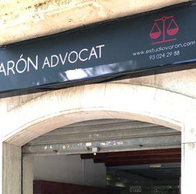 Varon-advocats_entrada
