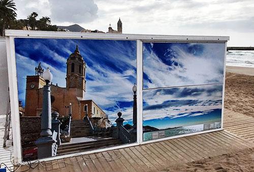 Xiringuito Platja de Sitges