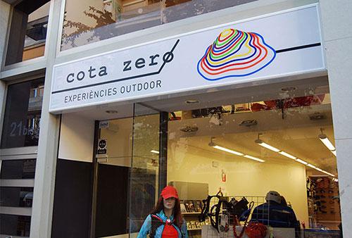Botiga Cota Zero