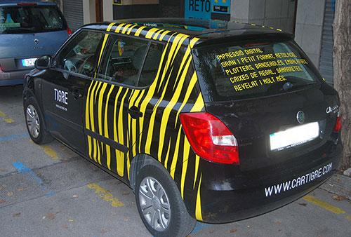 Cotxe El Tigre