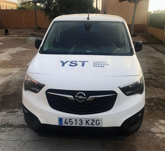 YST - Yacht Service Team